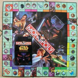 Monopoly Star Wars Edition Saga Neuf et d'occasion sur
