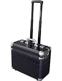Alumaxx Discovery 45166 Valise affaires trolley en alu avec bords