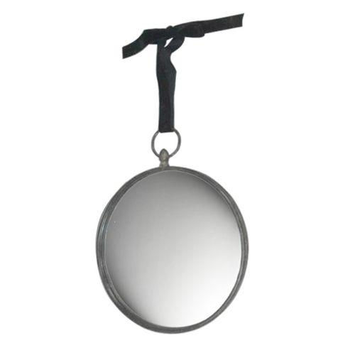 Sphère Inter Miroir rond mural avec accroche Reflect pas cher