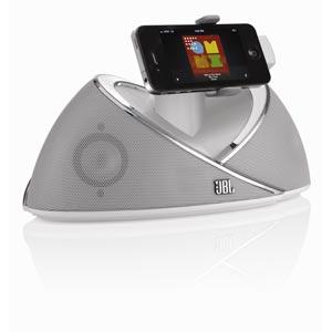 JBL On Beat Enceinte Station d'accueil Compatible avec iPhone 3G, 3GS