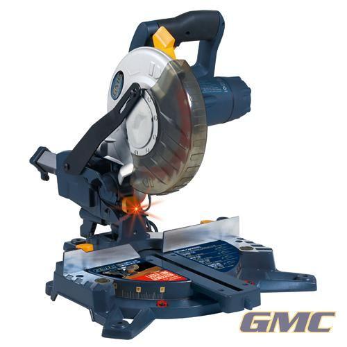 Scie radiale combinée compacte 210 mm Scie 1400 W puissante
