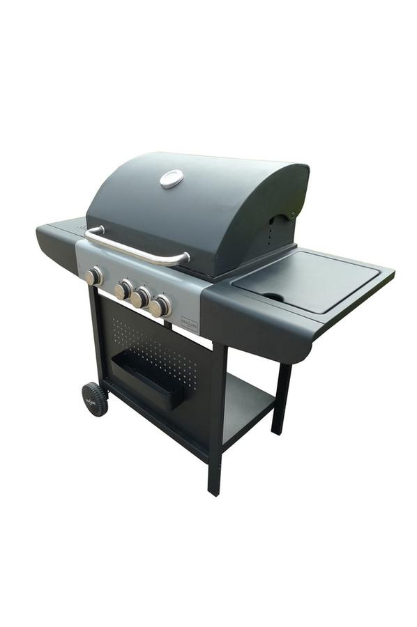 Barbecue americain Brasero OL 6454 SB INOX/NOIR OL 6454 SB (3803996