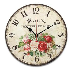 Horloge cuisine rose Achat / Vente Horloge cuisine rose pas cher