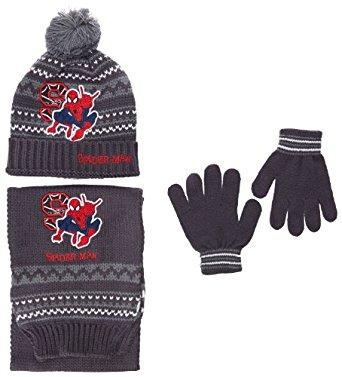 vêtements garçon accessoires packs bonnet écharpe et gants
