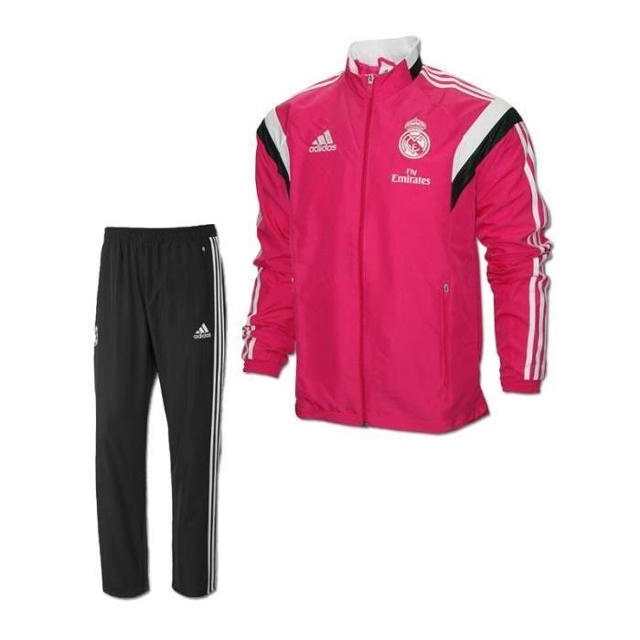 2014 2015 Real Madrid Adidas survetement Infants Prix pas cher