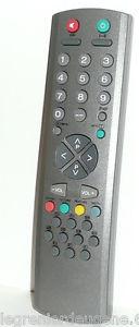 Telecommande Remote VESTEL RC2240 gt TV TECHWOOD PROLINE GRANDIN