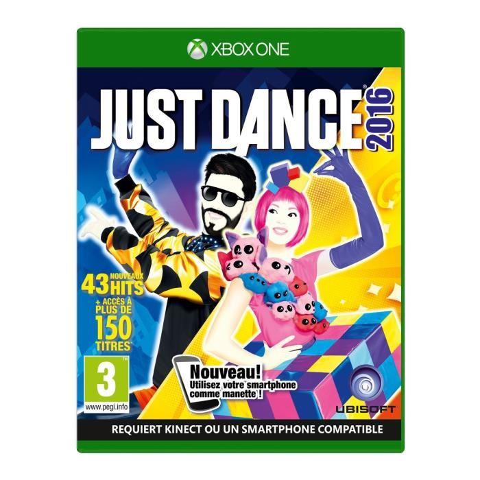 just dance 2016 jeu xbox one Achat / Vente jeux xboxone nouveautés