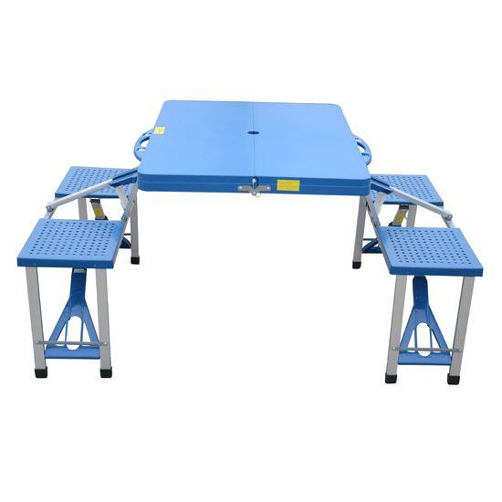 Table De Camping Pique Nique Pliante Portable E Achat Vente