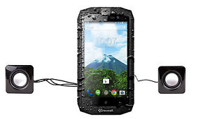 Mini haut parleurs/enceintes portables USB pour téléphone Crosscall