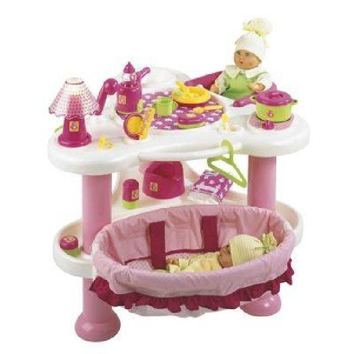 BERCHET La nursery de mon bébé Achat / Vente accessoire poupon