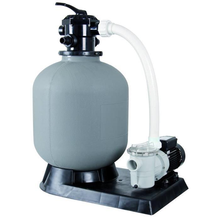 kit de filtration a sable pour piscine 4m3 h