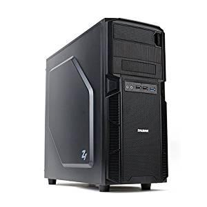 Zalman ZM Z1 Boîtier PC Noir: Informatique