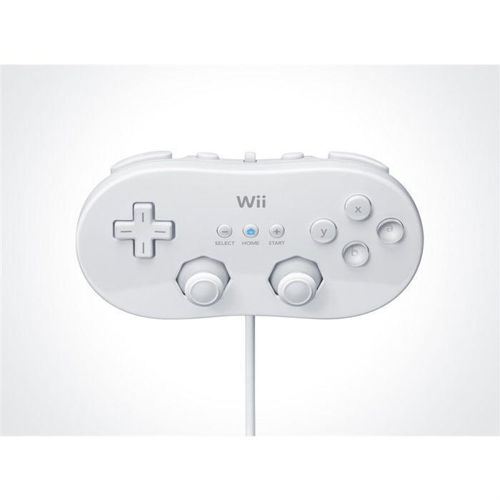 Achat / Vente manette console MANETTE CLASSIQUE Wii
