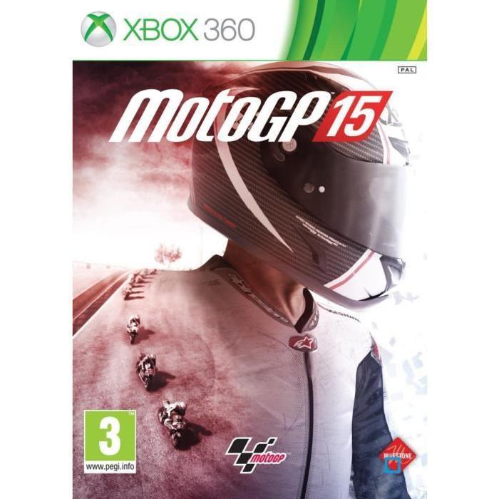 Moto GP 15 Jeu XBOX 360 Achat / Vente jeux xbox 360 Moto GP 15 XBOX