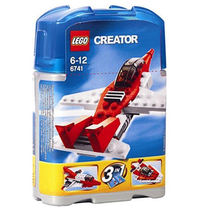 Lego Mini Jet Achat / Vente assemblage construction Cadeaux de