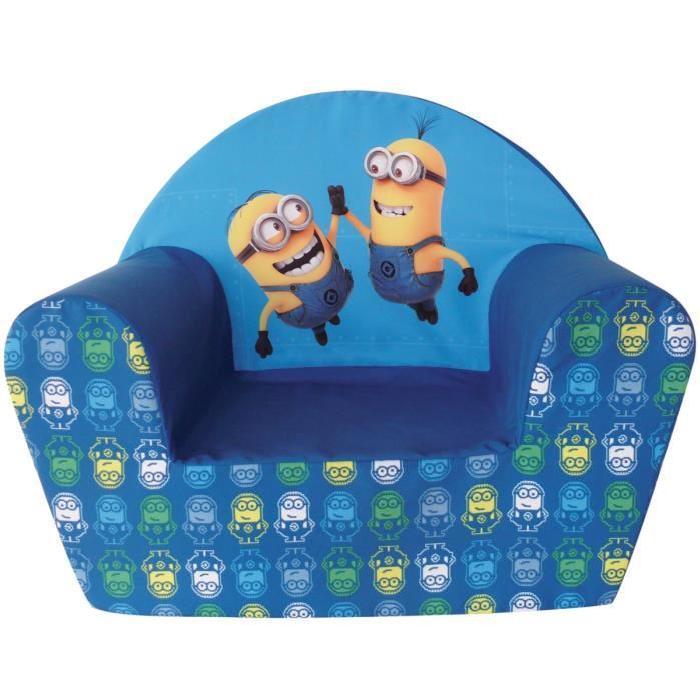 LES MINIONS Fauteuil Club Achat / Vente fauteuil canapé bébé