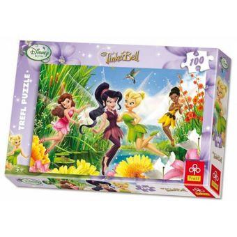 Puzzles Dessins animés TREFL Puzzle 100 pièces Disney Fairies