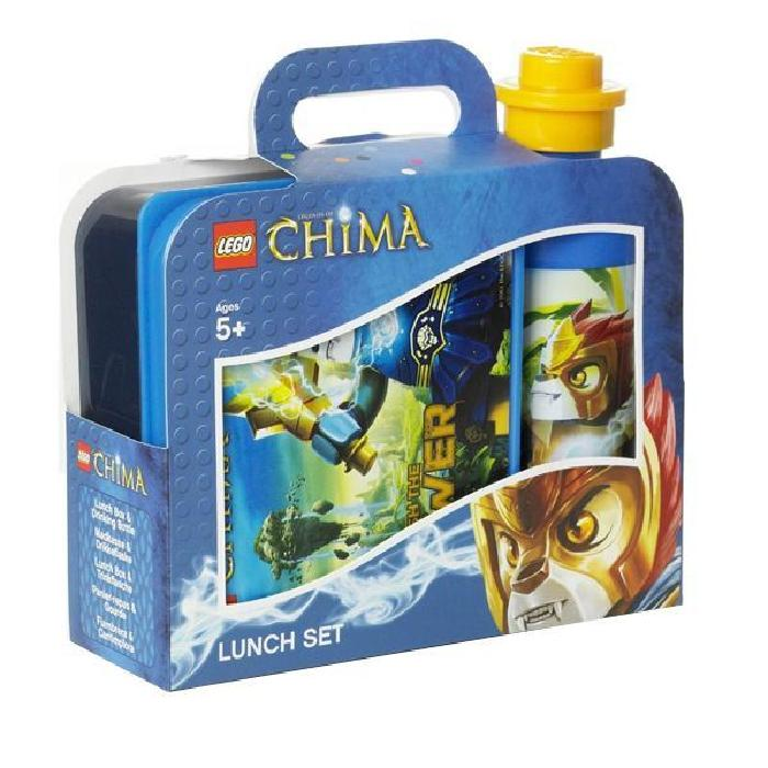LEGO Chima Lunch Set Set de déjeuner Achat / Vente lunch box