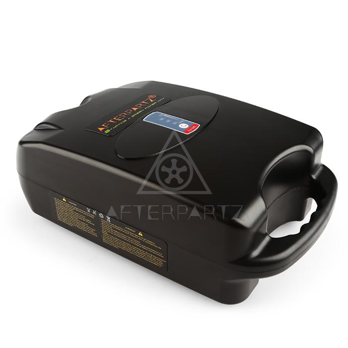 Noir 36V 10.4Ah vélo électrique Batterie Pedelec E Bike Samsung