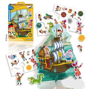 Bateau magnétique Jake et les Pirates du Pays imaginaire Jeu junior