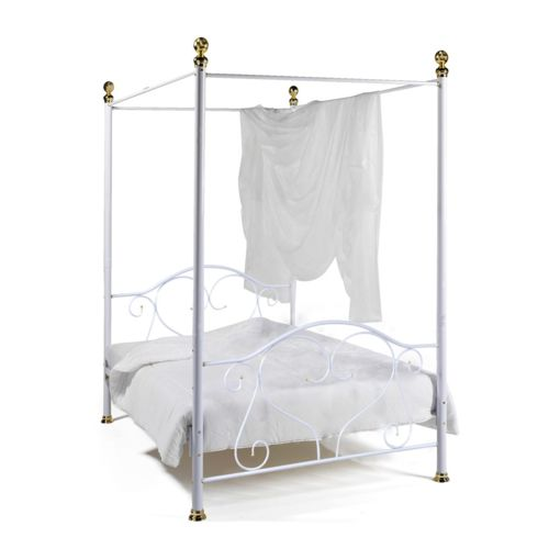 voilage pour lit baldaquin topiwall. Black Bedroom Furniture Sets. Home Design Ideas