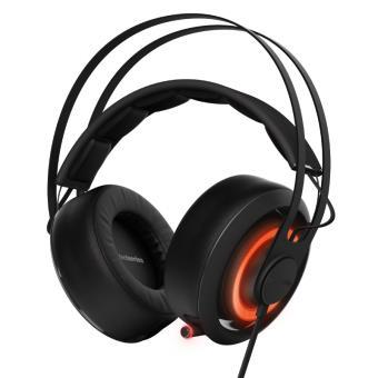 Casque Gaming SteelSeries Siberia 650 Noir Casque Achat & prix