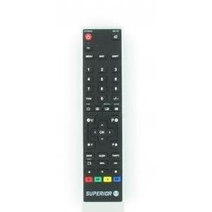 TÉLÉCOMMANDE TV Télécommande de remplacement pour GRANDIN PDP TV42