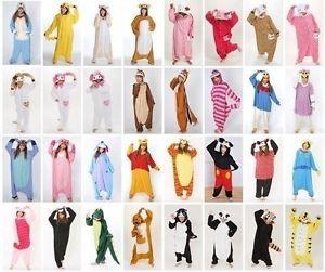 Pyjama Grenouillère Animal Zoo Tout En Un Pyjama Adulte Costume