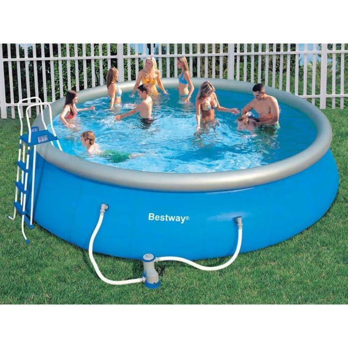 Achat / Vente kit piscine Piscine autoportante ronde+