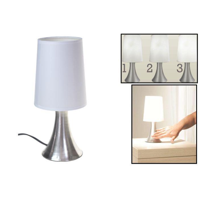 lampe chevet tactile topiwall. Black Bedroom Furniture Sets. Home Design Ideas