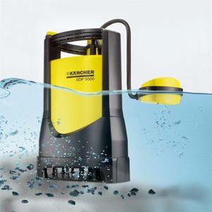 Pompe d'évacuation eau chargée SDP 9500 Achat / Vente pompe