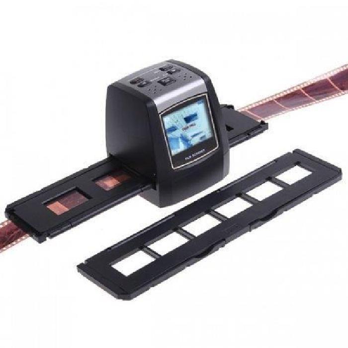 SCANNER Scanner pour film 35mm et diapositives