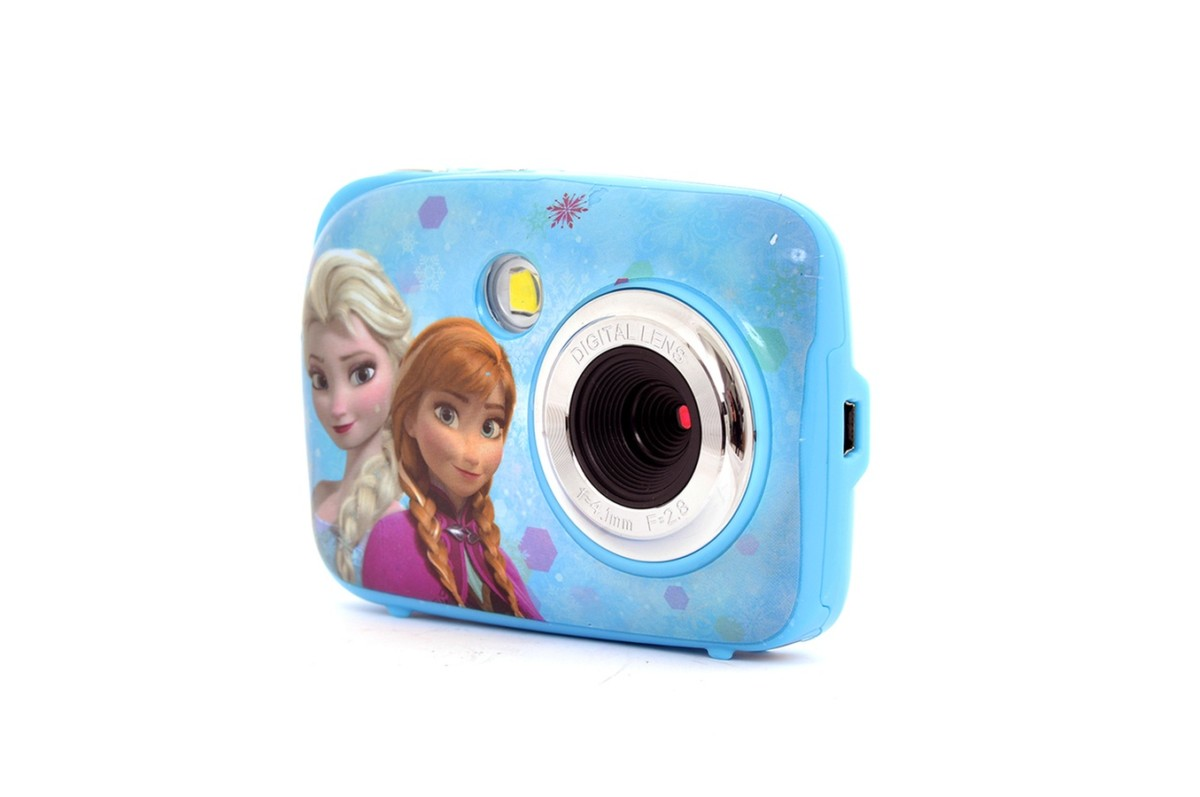Appareil photo compact Tech Training REINE DES NEIGES 10 MP REINE
