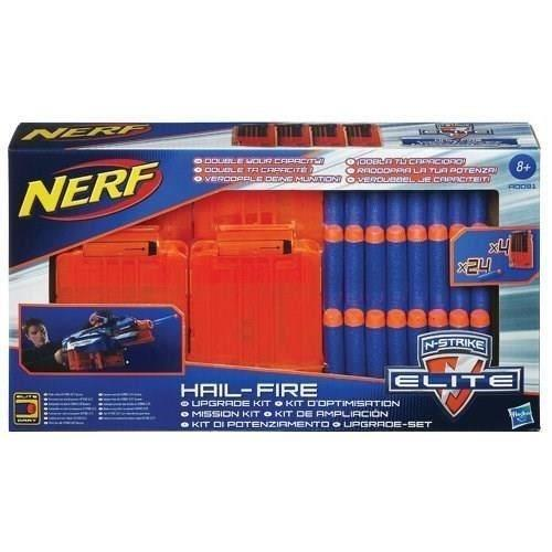 NERF Elite Recharges X24 + 4 Chargeurs Achat / Vente recharge