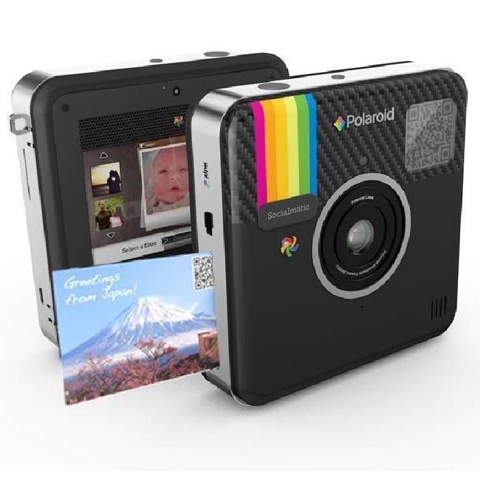 Socialmatic Noir Achat / Vente appareil photo compact