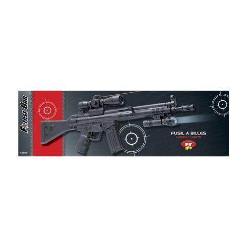 De Combat A Billes Spring Lampe Lunette Laser Forest Gun 52667 Airsoft