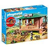 Playmobil 5899 la faune TREEHOUSE nouveau 2012: Jeux et