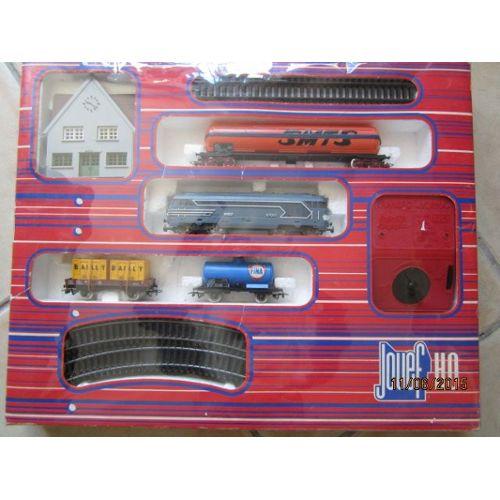 Train électrique Jouef HO Express Trafic Jouef