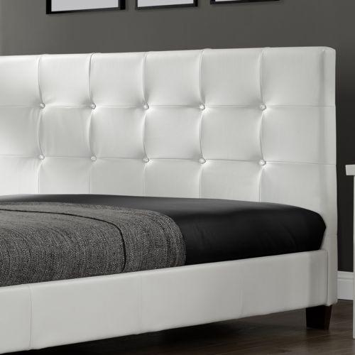 Concept Usine Lit Notting Hill 140×190 cm Cadre de lit en simili