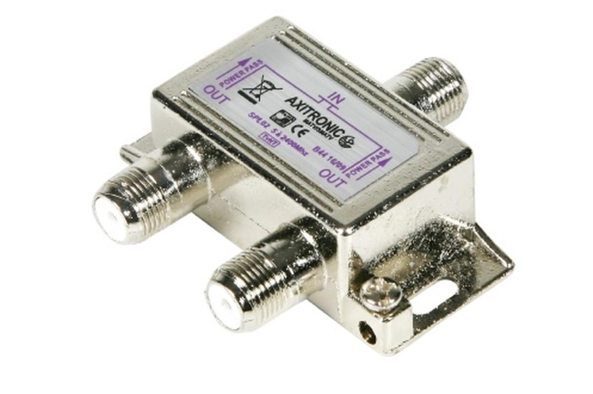 Accessoire antenne Temium REPARTITEUR 2TV B4401 B4401 (1214497