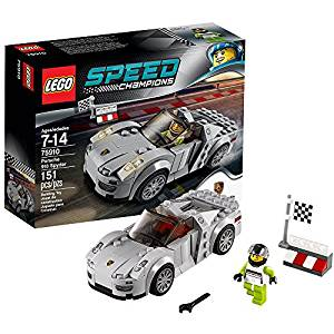 Lego Speed Champions 75910 Jeu De Construction Porsche 918