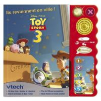 VTECH Tablette Storio 3S bleue sans Power Pack 158805 pas cher