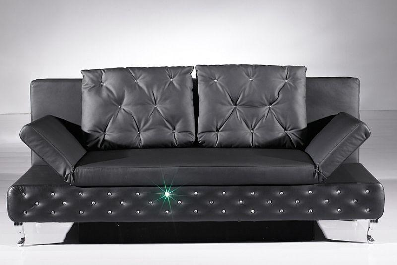 canape cuir 2 places topiwall. Black Bedroom Furniture Sets. Home Design Ideas
