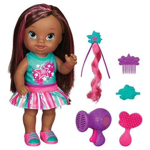 Baby Alive Play ?n Style Christina Doll African American By Hasbro