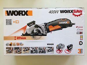 New worx mini scie circulaire/power tools 400W wx 426