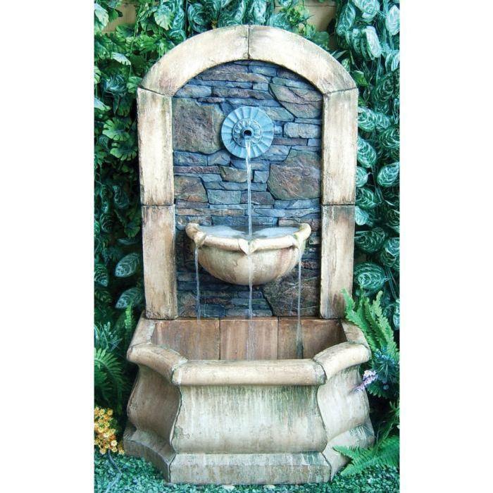 fontaine village Achat / Vente fontaine de jardin Fontaine de jardin