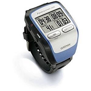GARMIN Forerunner 205 Montre GPS: GPS & Auto