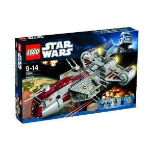 Lego Star Wars 7964 Jeu de Construction Republic Frigate