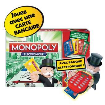 Monopoly électronique refresh Jeu de stratégie Achat & prix