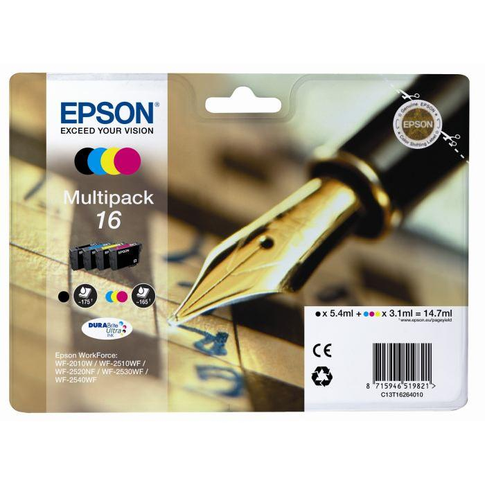 Cartouches Epson T1626 Stylo à plume Prix pas cher